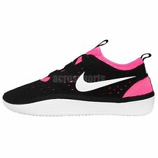 Nike Solarsoft Costa Low Black Pink White Mens Slip on Sneakers Shoes
