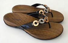 Orthaheel Lola Thong Sandals w/ Arch Support