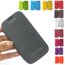FOR SAMSUNG GALAXY S3 SIII i9300 BATTERY FRONT COVER FLIP CASE