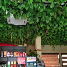 1/6string Artificial Ivy Leaf Garland Plants Fake Foliage Flowers Home Decor New