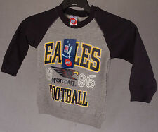 Official AFL West Coast Eagles Toddler Footy Crew