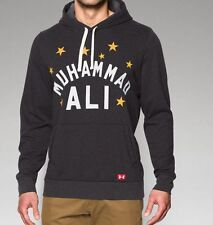 RARE Under Armour Men's UA Roots of Fight Muhammad Ali Hoodie - NWT