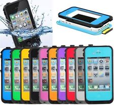 Waterproof Durable Case Cover For Apple iPhone 4/4S for iphone 5/5s for iphone 6
