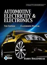 Today's Technician : Automotive Electricity and Electronics Classroom