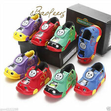 Super Cute Thomas and Friends Boys/Girls/Kid's Sneakers Shoes 4 Colors 5 Sizes