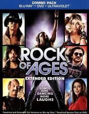 Rock of Ages (Blu-ray/DVD, 2012, 2-Disc Set, UltraViolet; Includes Digital Copy)