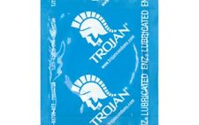 Trojan Condoms ENZ Latex Lubricated Condoms Pack 1 - 100 Pack. Free Shipping!