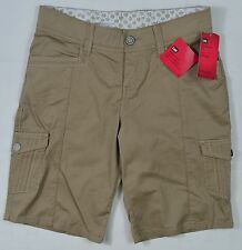 Lee NEW Women's Sandy Colored Comfort Fit Bermuda Shorts