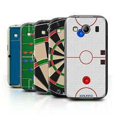 STUFF4 Back Case/Cover/Skin for Samsung Galaxy Ace 4/G357/Games