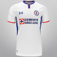 JERSEY UNDER ARMOUR DEL CRUZ AZUL MUNDIAL DE CLUBES JERSEY COLOR BLANCO