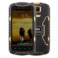 """NO.1 X1 X-Men 5"""" Smart Cell Phone Quad Core Android Waterproof IP68 8GB 13MP GPS"""