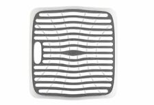 Good Grips Porcelain Stainless Steel Sink Bottom Mat Kitchen Protector Dishes
