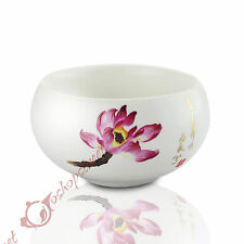50ml Chinese GongFu Tea Porcelain Ceramic JingDe Lotus White teacup tea Cup Cups
