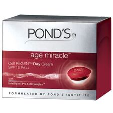 Ponds Age Miracle Cell ReGen Day Cream with SPF 15PA++ Remove Wrinkle Spot 10gm