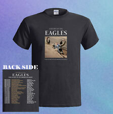 History of The Eagles US LIVE IN CONCERT 2015 Tour Dates NEW T-Shirt S - 3XL