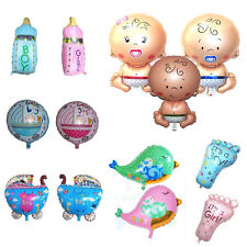 Boy Girl Baby Shower Foil Giant Christening Balloons Birthday Decoration​ Choose