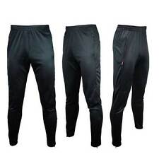 Men's Skinny Soccer Pants Training Sweat Sports Gym Athletic Pants Trousers S-XL