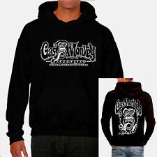 GAS MONKEY HOODIE IN BLACK  NEW LOWER PRICE FOR 1 WEEK ONLY