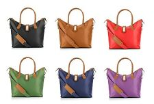 Joy Mangano TravelEase Light Chic Designed Zippered Tote -  CHOOSE COLOR -  New