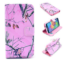 For Samsung Galaxy Phone Skins Card Stand Wallet Leather Case Cover Fashion Free