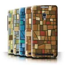 STUFF4 Back Case/Cover/Skin for Asus Zenfone 4/A450CG/Mosaic Tiles