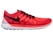 *SALE* BRAND NEW MENS NIKE FREE 5.0 2014 RUNNING SHOES (BRIGHT CRIMSON) RRP:$190