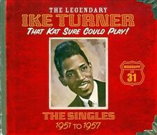 Ike Turner - That Kat Sure Could Play! (The Singles 1951-1957, 2010) 50364360458