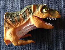 The Lost World: Jurassic Park Velociraptor Dinosaur Rubber Hand Puppet - 1996