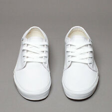 Vans 106 Vulcanized True White Mens Womens Shoes Canvas Sneakers Size 4.5-13