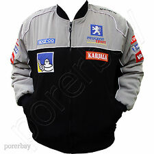 PEUGEOT MOTOR SPORT TEAM RACING JACKET #JKPG01