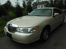 Lincoln : Town Car CARTIER 4DR