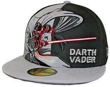 New Era 59Fifty Panel Pop Darth Vader Fitted Cap Star Wars Imperial Galatic