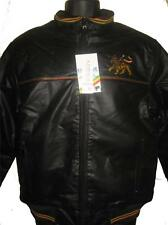 *CONQUERING LION OF JUDAH WATERPROOF JACKET BY RAW BLUE*