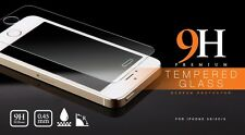 Ultra Clear Premium 9H Tempered Glass Screen Protector for Apple iPhone 5S 5 5C