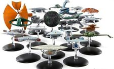 Star Trek Starship Collection model 1-47 specials ships Eaglemoss scale gift