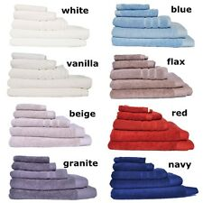 Benson Air Twist Yarn Cotton Bath Towel/Bath Sheet/Mat/Hand Towel/Face Washer
