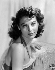 Ava Gardner Canvas Print Museum Quality Limited Edition 1940
