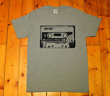 Retro cassette,audio cassette,shoegaze SCREEN PRINTED T-SHIRT, NOW ONLY £10.49