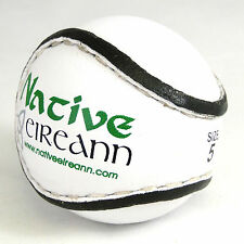 Irish Match Quality Hurling Sliotar Pack of 10 - Gaelic Games - Various Sizes