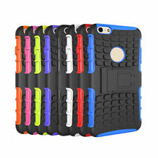 NEW TPU+PC IPHONE 6S PLUS COLOR HYBRID COMBO HARD BUMPER CASE IN 8 COLORS