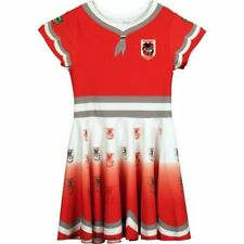 St George Illawarra Dragons NRL 2016 Girls Loliboli Dress 'Select Size' 2-8 BNWT