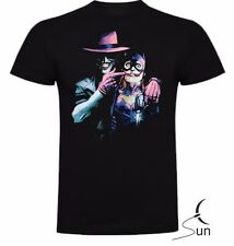 CAMISETA 128 JOKER CATWOMAN BATMAN COMIC T-SHIRT SIL