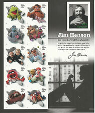 Scott 3944 Jim Henson & The Muppets Sheet MNH EF...CRISP!