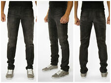 Black Tinted Made in the USA Skinny Jeans for Men Premium quality with spandex
