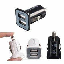 Dual Port 3.1A USB Car Charger Adapter For Samsung Galaxy S5/4 Note 2 3