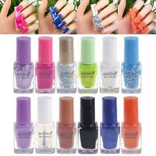 Non tossico del chiodo del gel polacco Candy Color Changing Rip Pull Nail Polish