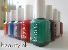NEW ESSIE Nail Polish Enamel Lacquer Full Size CHOOSE YOUR COLOR ~ FREE SHIPPING