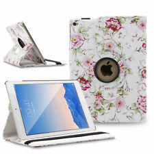 360 Rotating Magnetic Leather Smart Case Cover Stand for iPad Mini 4/2 3 4/Air 2