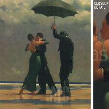 "14W""x17H"" DANCER IN EMERALD by JACK VETTRIANO - CHOICES of CANVAS"