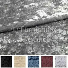 Crush Velvet Fabric Use For Curtains Furniture Sofas & Upholstery - Soft & Rich